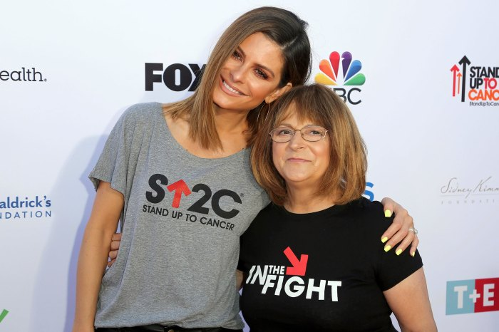 Maria Menounos Mom Litsa Menounos Dies After 4-Year Brain Cancer Battle 3