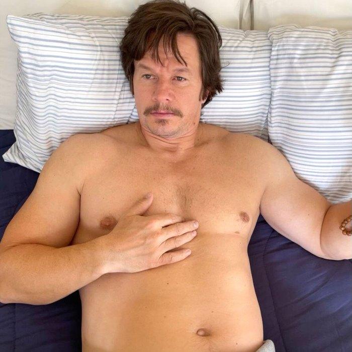 Mark Wahlberg revela que ganó 20 libras en 3 semanas para su nuevo papel
