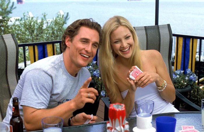Matthew McConaughey Says It Was Scary Quit Romantic Comedies