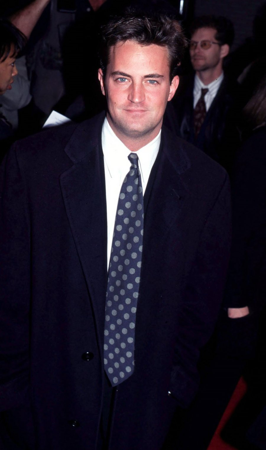 Matthew Perry's Ups and Downs Through the Years: A Timeline