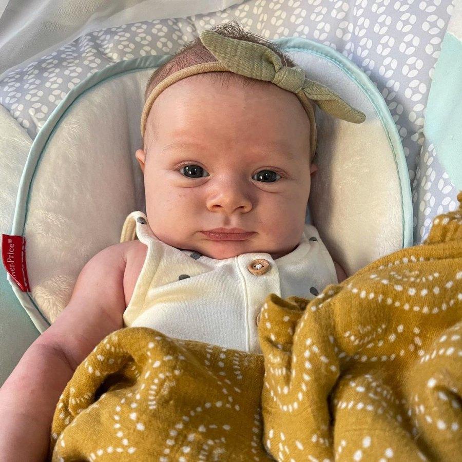 Meet Mae! Hilary Duff and Matthew Koma's Daughter's Baby Album Too Cute