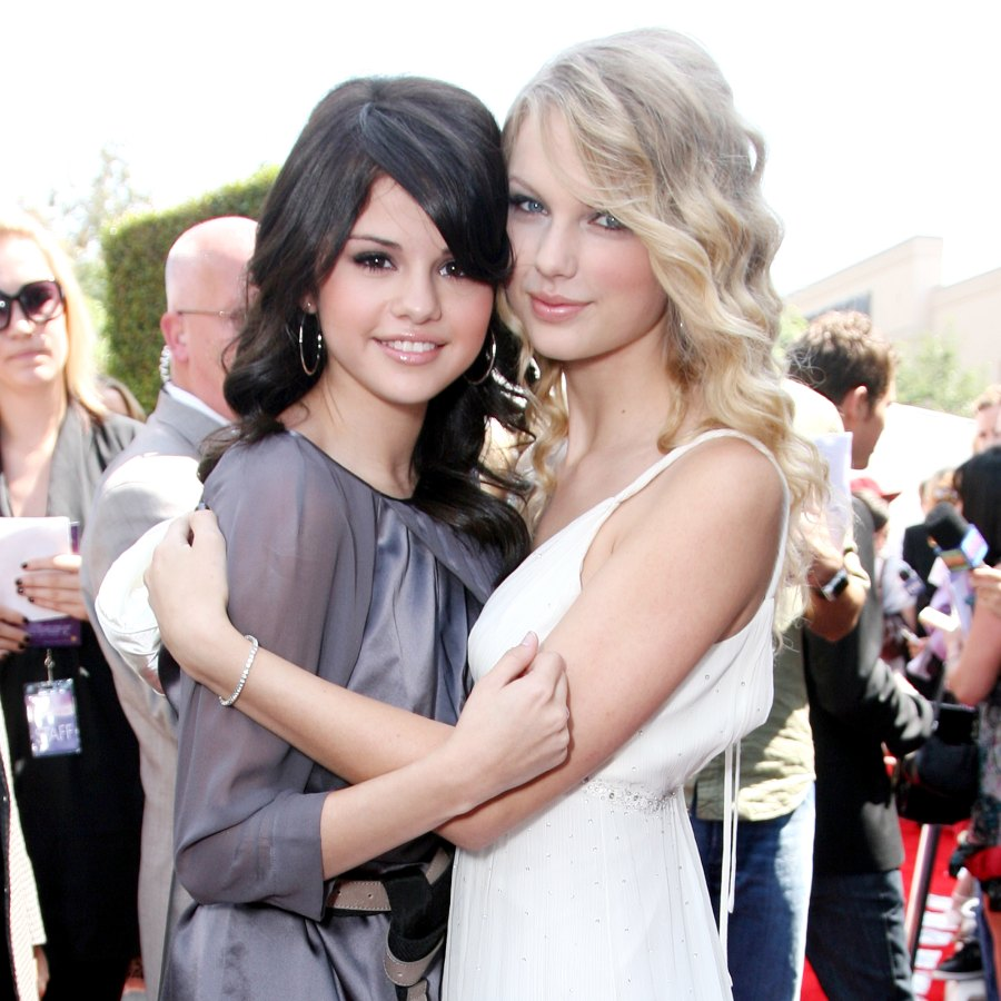 Taylor Swift Selena Gomez Inner Circle: Meet Pop Stars Hairstylists Musicians Closest Singer