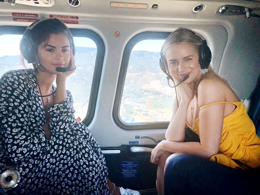 Raquelle Stevens Selena Gomez Inner Circle: Meet Pop Stars Hairstylists Musicians Closest Singer