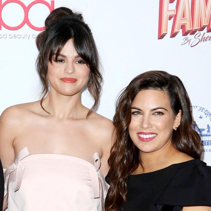 Marissa Marino Selena Gomez Inner Circle: Meet Pop Stars Hairstylists Musicians Closest Singer
