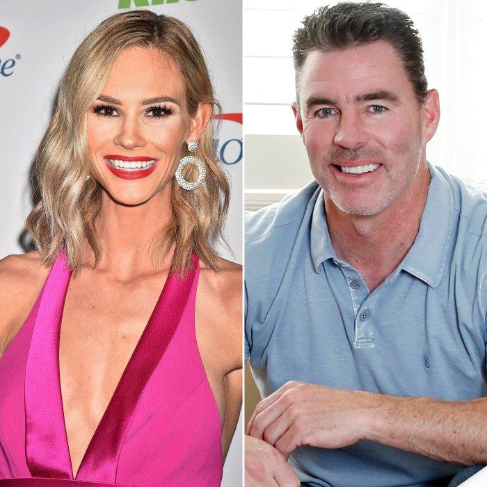 Meghan King apoya plenamente la relación de Jim Edmonds después de un divorcio desordenado