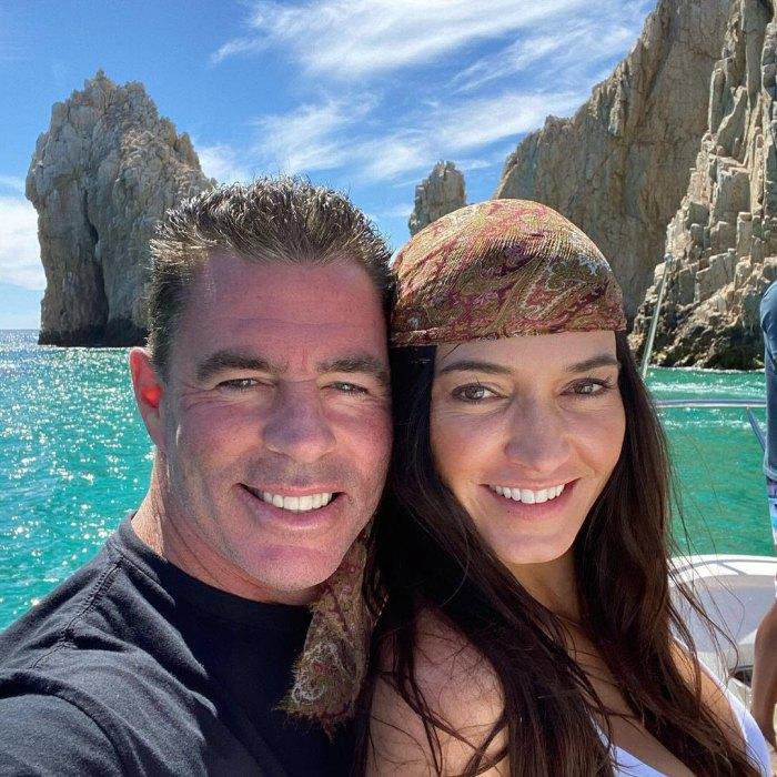 Meghan King apoya plenamente la relación de Jim Edmonds después del desordenado divorcio de Kortnie O'Connor