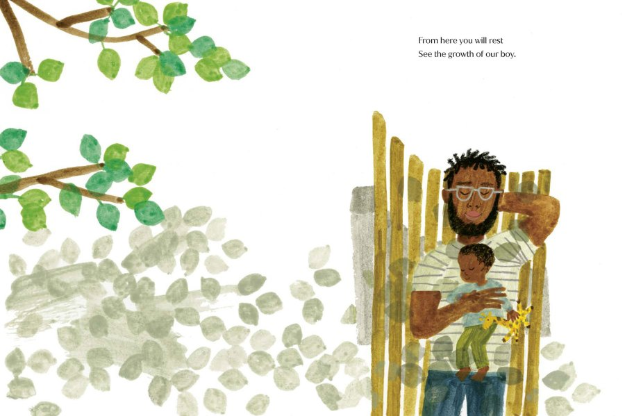Meghan Markle Publishing Children Book The Bench Inspired by Prince Harry and Son Archie 10