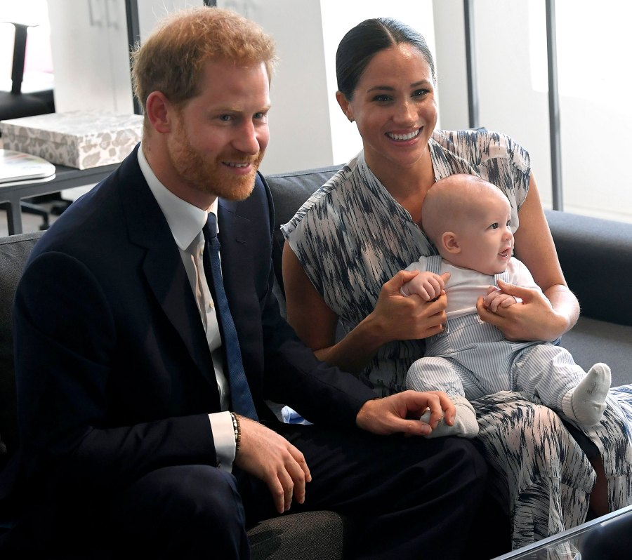 Meghan Markle Publishing Children Book The Bench Inspired by Prince Harry and Son Archie