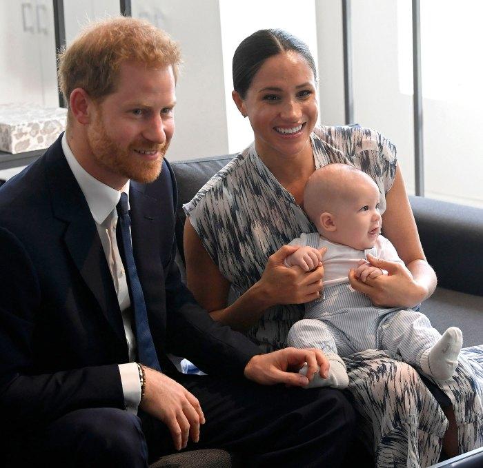 Meghan Markle y Archie hacen cameos en el tráiler de la nueva Docuseries sobre salud mental del Príncipe Harry