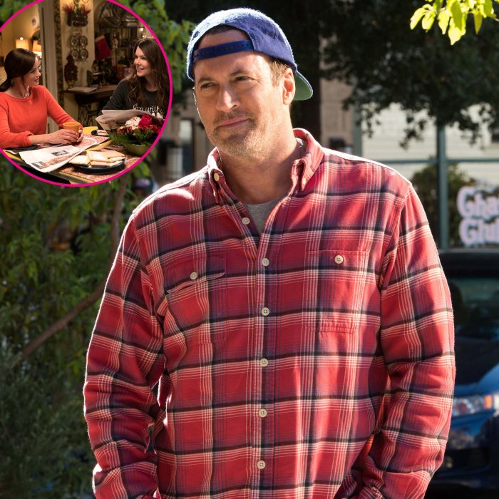 Meryl Rorys Baby Jess Scott Patterson Pitches New Gilmore Girls Story
