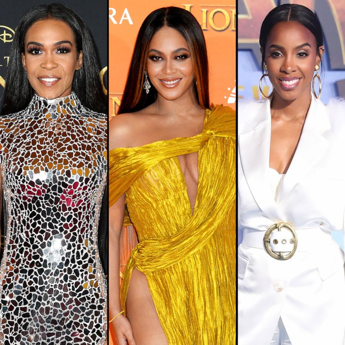 Michelle Williams Describes Beyonce and Kelly Rowland Organic Parenting