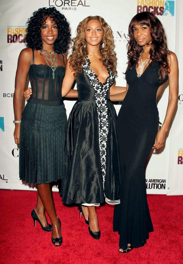 Michelle Williams mira hacia atrás, superviviente 20 años después, Destiny's Child 2