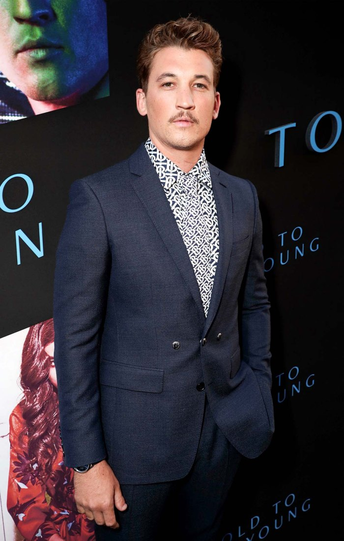 Miles Teller Allegedly Punched Face During Hawaii Vacation