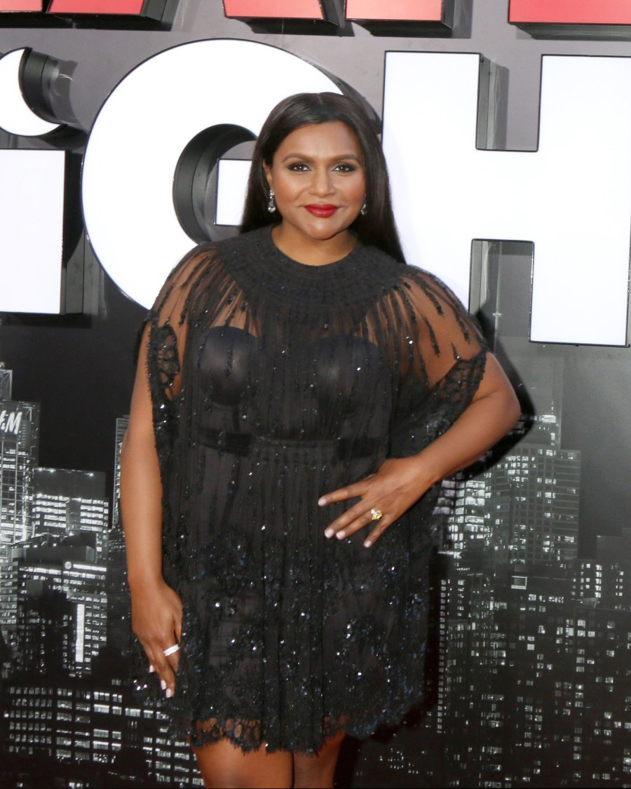 Mindy Kaling: 'Being a Single Mom Is Not for Everyone'