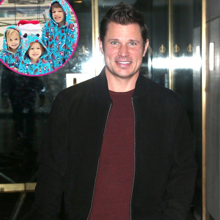 Nick Lachey revela que sus hijos lo identificaron como cantante enmascarado del día 1