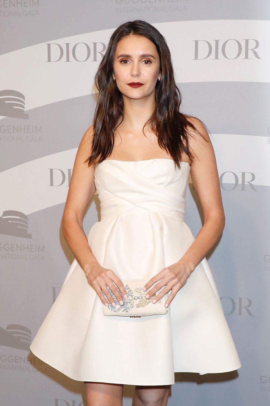 Nina Dobrev Celebrity Bridesmaids