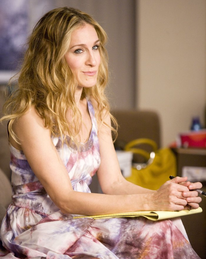 Sarah Jessica Parker Kept Carrie's Manolo Blahnik in 'Archive' for Nearly 20 Years