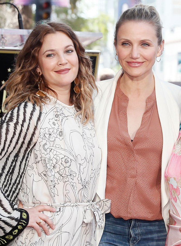 Oops! Drew Barrymore Sent a 'Racy' Text Meant for Cameron Diaz to a Teen