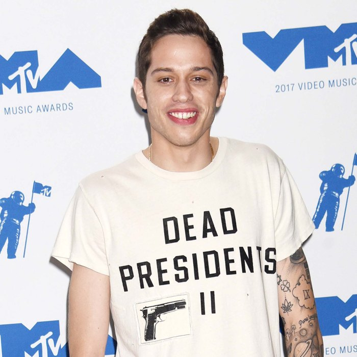 Pete Davidson Explains Why Hes Burning Off Some His Tattoos
