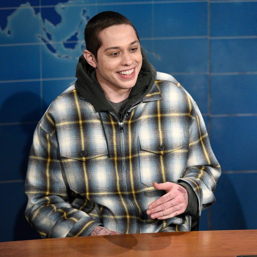 Pete Davidson Hints at 'Saturday Night Live' Exit: 'I'm Ready to Hang Up the Jersey'