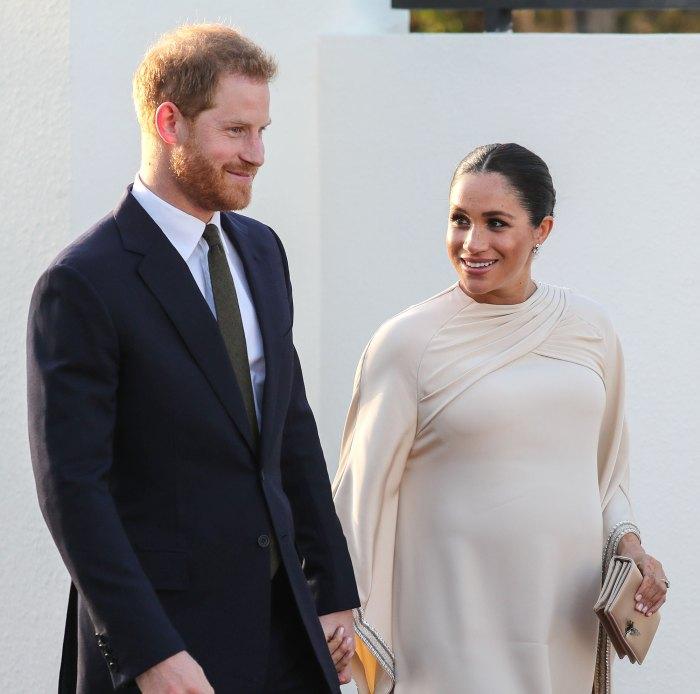 Meghan Markle, embarazada, revela lo que significa tener una hija para ella y el príncipe Harry: estamos 'emocionados'