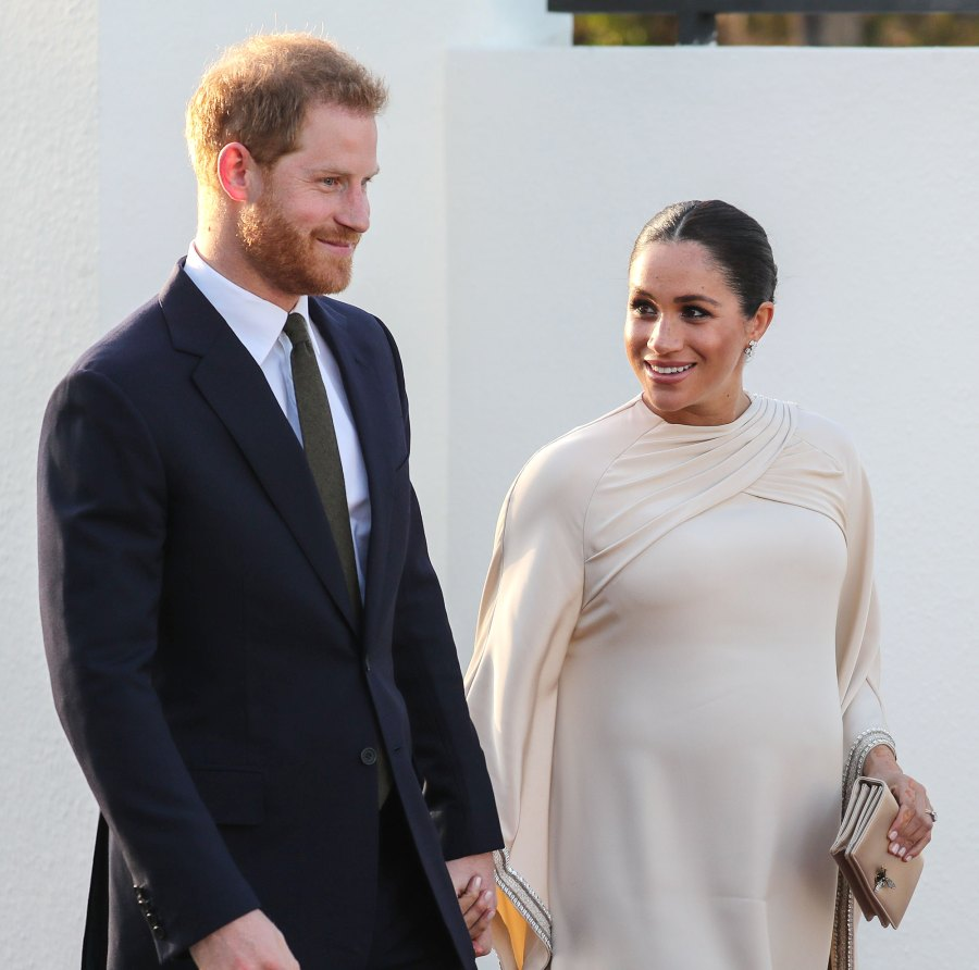 Pregnant Meghan Markle Reveals What Having a Daughter Means to Her and Prince Harry: We're 'Thrilled'