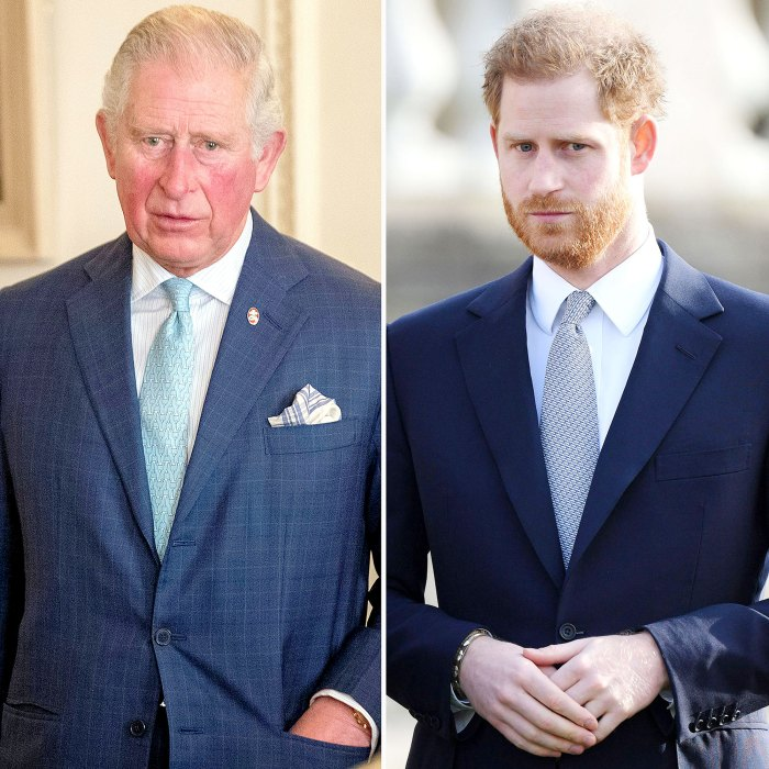 Prince Charles Is Boiling With Anger Over Prince Harrys New Family Claims