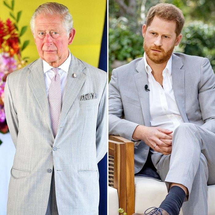 El príncipe Carlos nunca perdonará al príncipe Harry por una entrevista explosiva