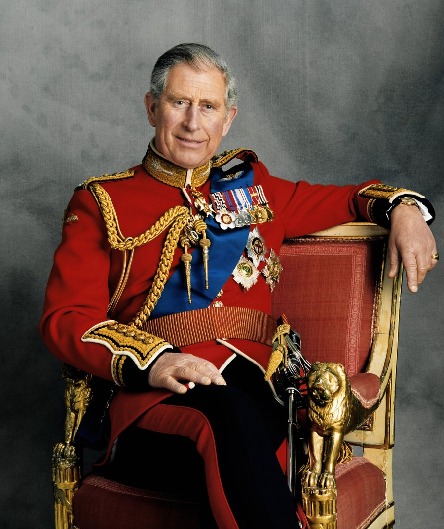 Prince Charles Through the Years