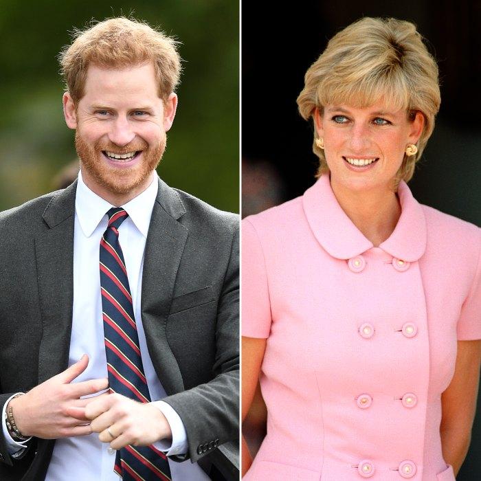 El príncipe Harry se parece 'incuestionablemente' a la princesa Diana según su 'energía', dice un ex amigo