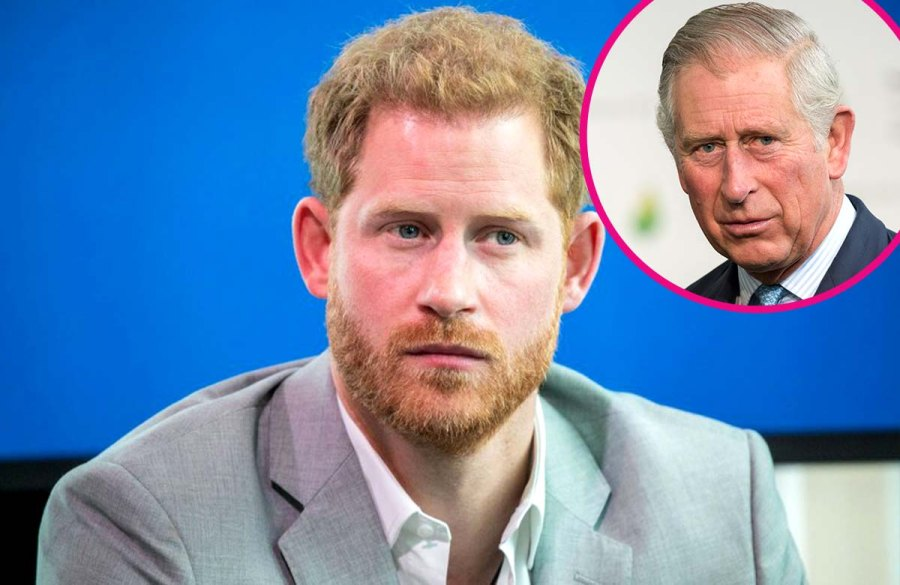 Prince Harrys Most Illuminating Quotes About Prince Charles Relationship