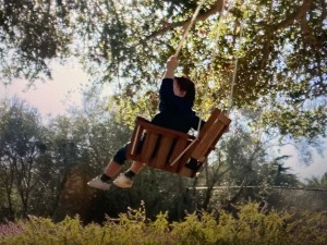 Prince Harrys Son Archie Makes Swinging Cameo The Me You Cant See Series Photo