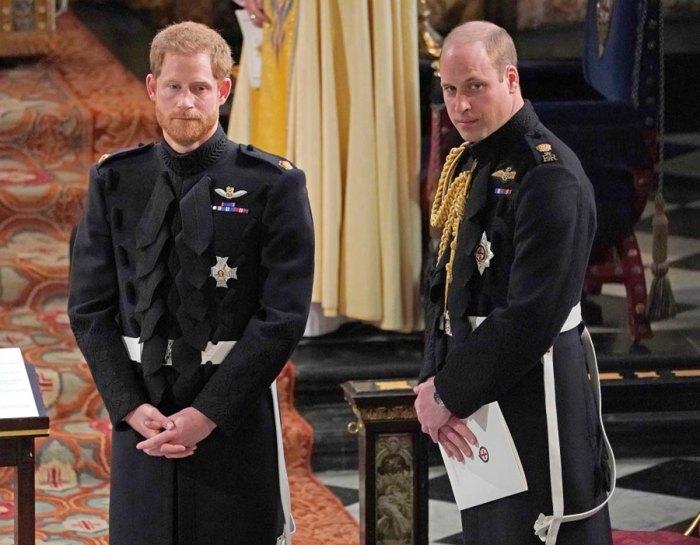 El príncipe William está muy sorprendido por los comentarios recientes de Harry sobre la realeza