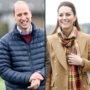 Prince William Jokes About Not Seeing Duchess Kate Middleton Family Amid Pandemic