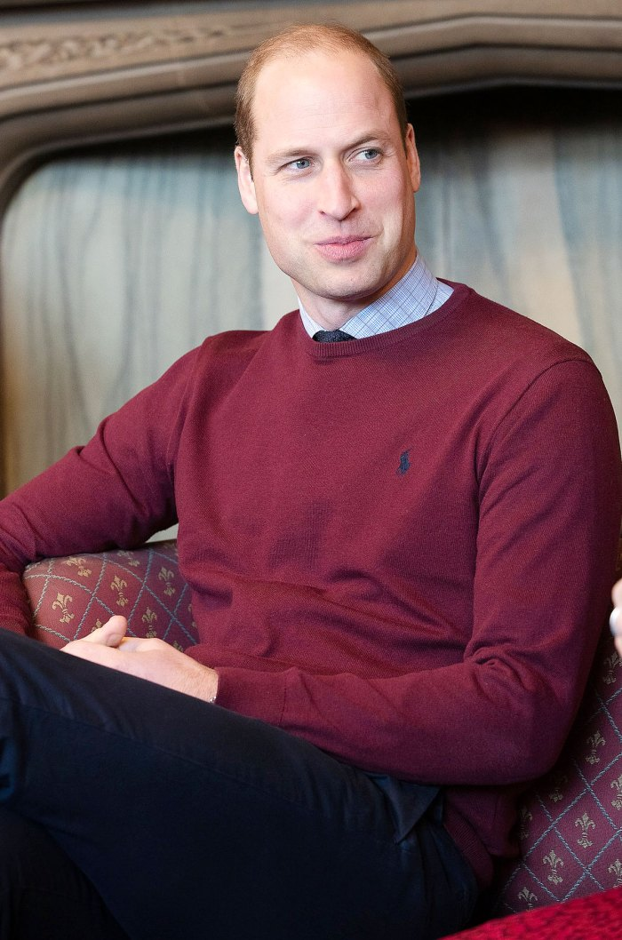 Prince William Receives His First COVID Vaccine Dose