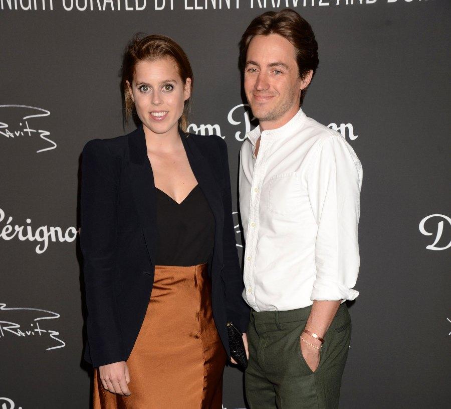 Princess Beatrice Is Pregnant Expecting 1st Child With Edoardo Mapelli Mozzi