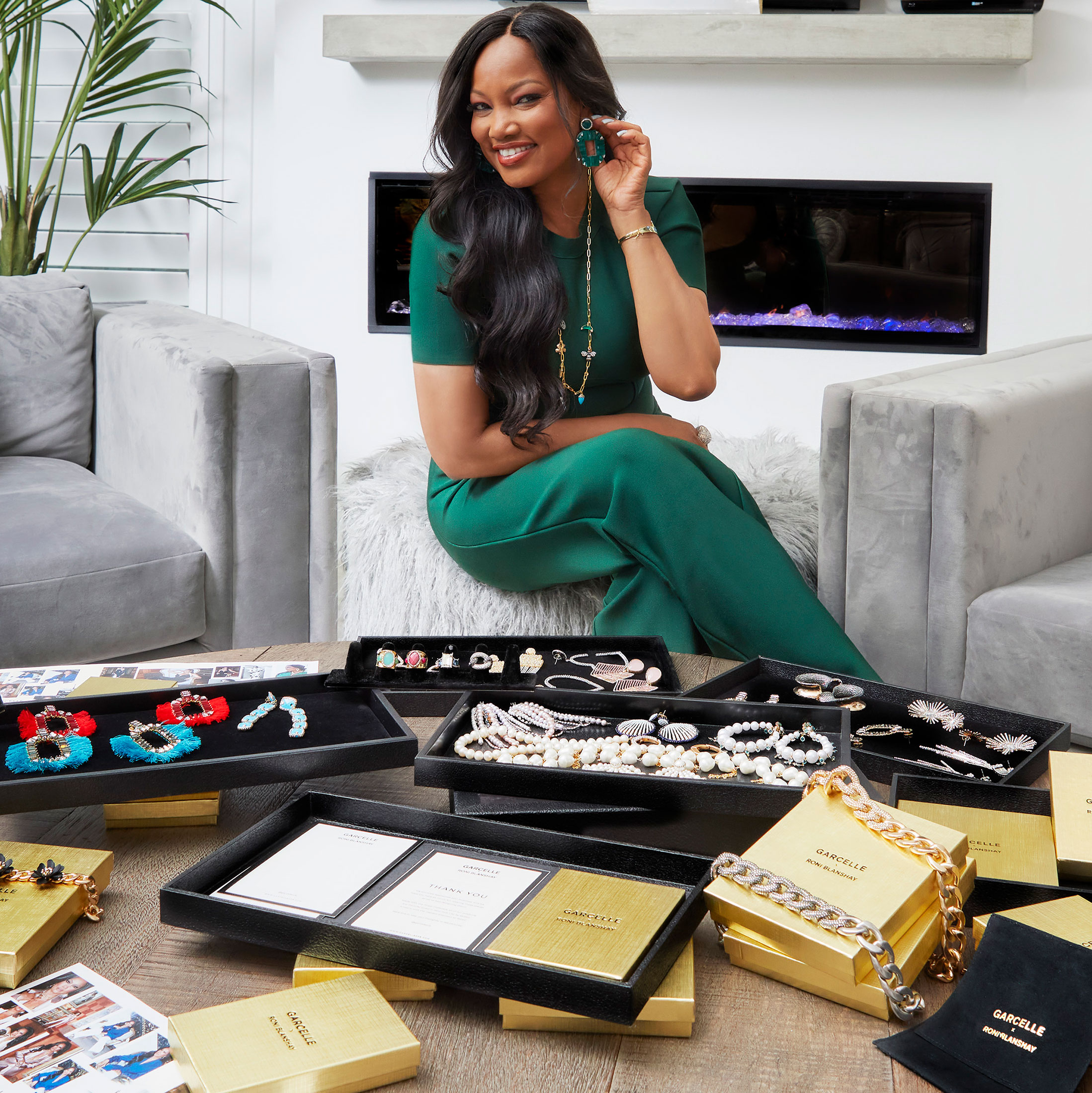 RHOBH's Garcelle Beauvais Is Breaking Into the Jewelry Business: Details