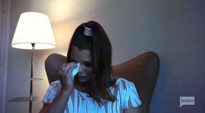 LeeAnne Locken de RHOD critica las afirmaciones de que filtró un video del esposo de Brandi Redmond con otra mujer