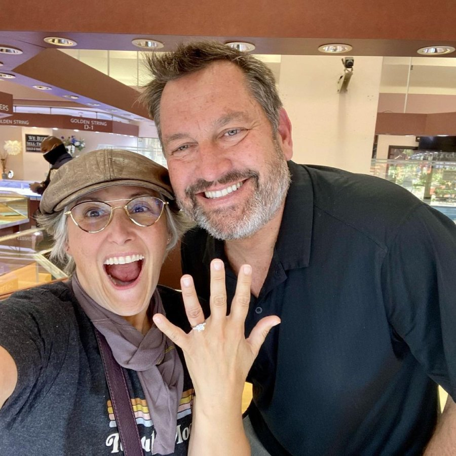 Ricki Lake and More Celebs Who Got Engaged In 2021