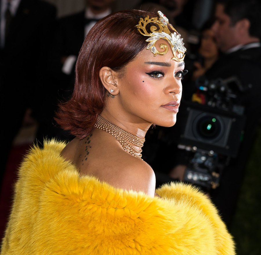 Rihanna's Most Fabulous Hair Transformations of All Time: Photos