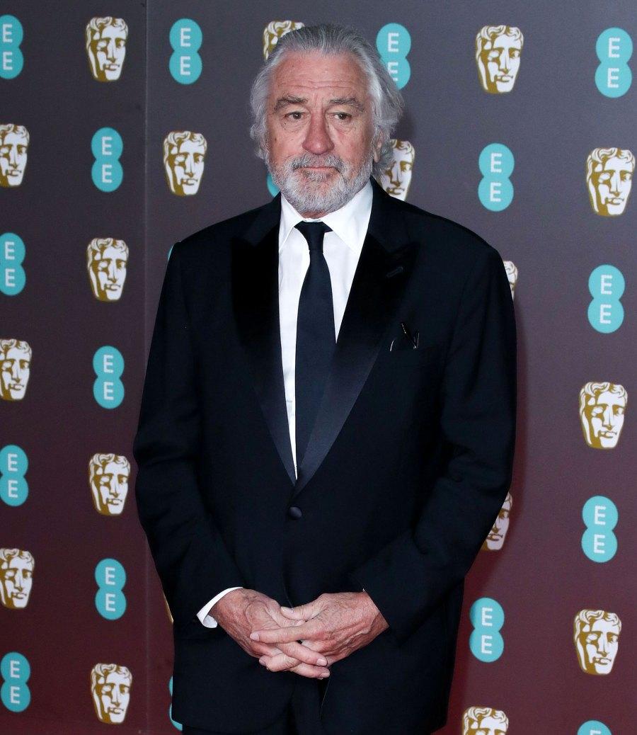 Robert De Niro Suffers Leg Injury While Filming New Martin Scorsese Movie
