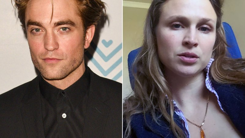 Dating robert pattinson is Robert Pattinson