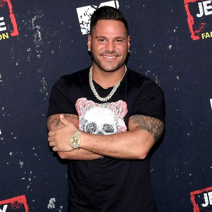 Ronnie Ortiz-Magro se aleja de Jersey Shore Busque tratamiento