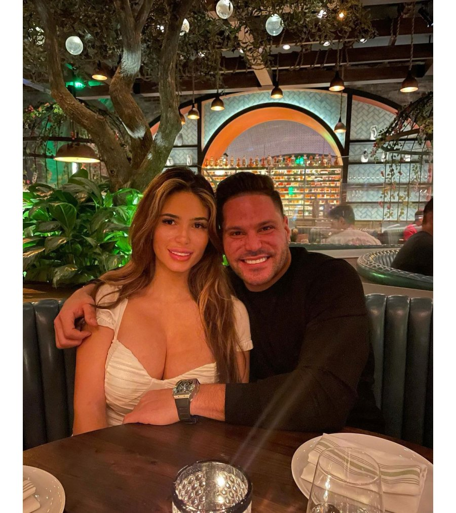 Ronnie Ortiz-Magro and Girlfriend Saffire Matos Post First Photo Together After Domestic Violence Arrest 3