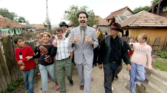 Sacha Baron Cohen recibe el premio Comedic Genius Award 2021 MTV Awards
