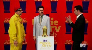 Sacha Baron Cohen Receives Comedic Genius Award 2021 MTV Awards