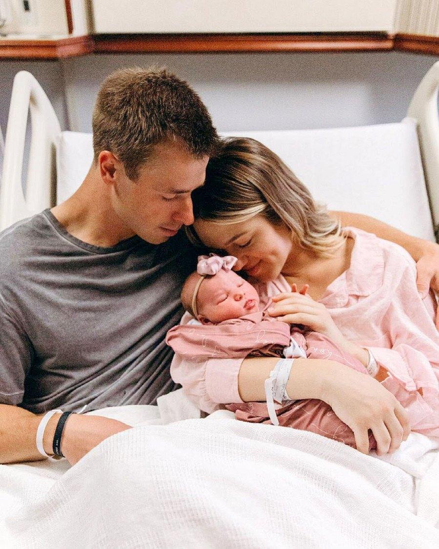 Sadie Robertson Christian Huff 2021 Babies Unique Names Honey James Huff