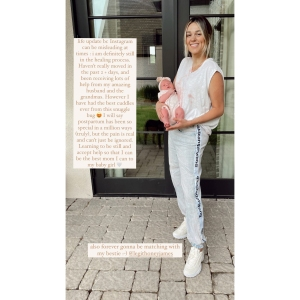 Sadie Robertson Talks Postpartum Journey, Says 'the Pain Is Real' 1 Week After Giving Birth