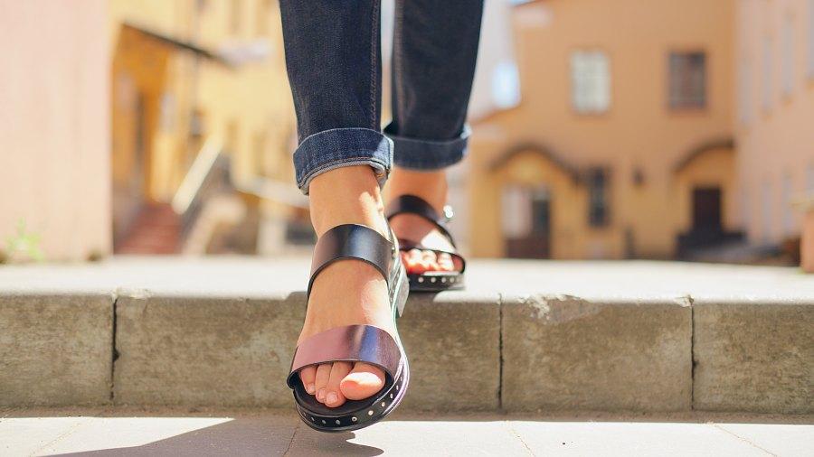 Sandals-Stock-Photo