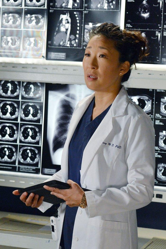 Sandra Oh no volverá a Grey's Anatomy 2